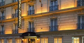 巴爾莫勒爾酒店 - 香榭麗舍大道 - 巴黎 - 巴黎 - 建築