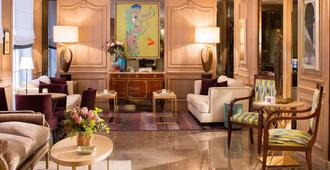 Hotel Balmoral - Champs Elysees - Pariisi - Aula
