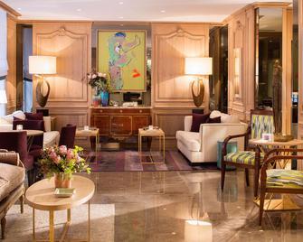 Hotel Balmoral - Champs Elysees - Pariisi - Aula