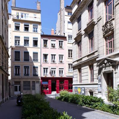 Hotel Saint-Vincent - Lyon