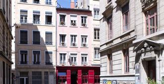 Hotel Saint Vincent - Lyon - Utomhus