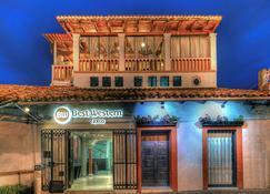 貝斯特韋斯特塔斯科酒店 - 塔斯科 - 塔斯科·德·阿拉爾孔 - 建築