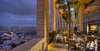 Le Royal Amman - עמאן - מרפסת