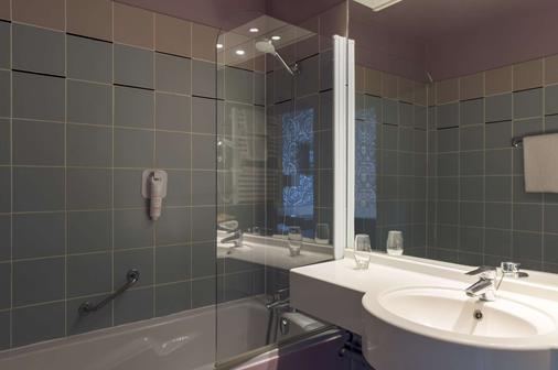 Hôtel Du Golf De L'ailette, The Originals Relais (Qualys-Hotel) - Chamouille - Bathroom