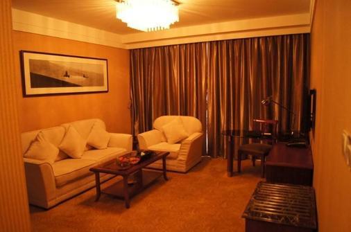 Lanhai Hotel - Guangzhou - Wohnzimmer