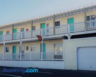 The Savannah Inn - Carolina Beach - Gebäude
