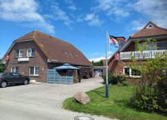 Naturwert Hotel Garni Ursula - Greetsiel - Gebäude
