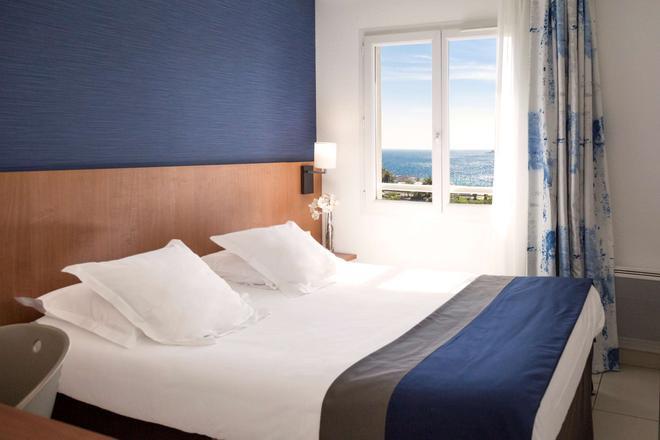 Best Western Plus Ajaccio Amiraute - Ajaccio - Bedroom
