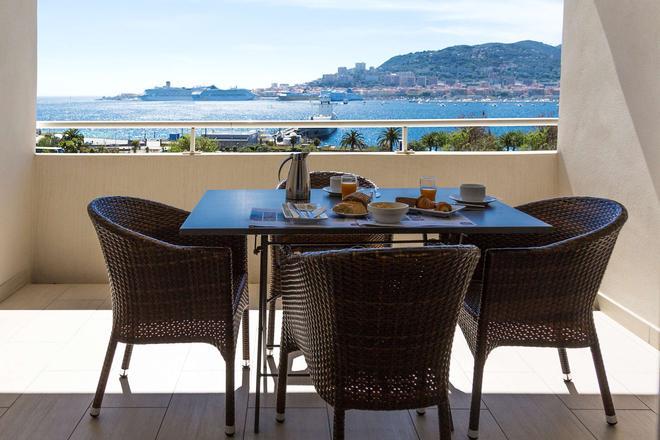 Best Western Plus Ajaccio Amiraute - Ajaccio - Balcony
