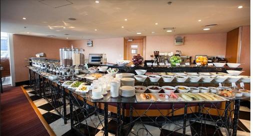 利哈博羅塔娜酒店 - 杜拜 - 杜拜 - 自助餐