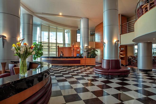 利哈博羅塔娜酒店 - 杜拜 - 杜拜 - 大廳