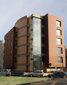 Berthelot - Bukarest - Rakennus