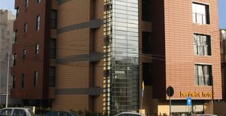 Hotel Berthelot - Bucarest - Edificio