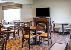 Sleep Inn and Suites Davenport - Quad Cities - Davenport - Restaurant