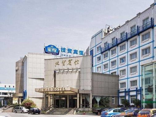 Starway Jimao - Shanghai - Rakennus