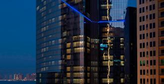 W Doha - Ντόχα - Κτίριο