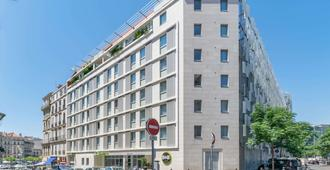 B&b Hotel Marseille Centre La Joliette - Marselha - Edifício