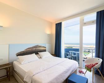 Hotel Mediterraneo - Кіоджа - Спальня