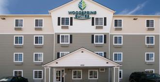Woodspring Suites Colorado Springs Airport - Colorado Springs - Building