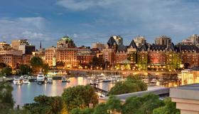 Best Western Plus Inner Harbour - Victoria - Outdoors view