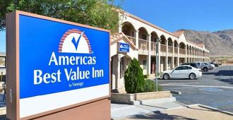 Americas Best Value Inn Joshua Tree 29 Palms - Twentynine Palms - Gebäude