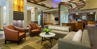 Hyatt Place Ft Lauderdale Cruise Port - פורט לודרדייל - לובי