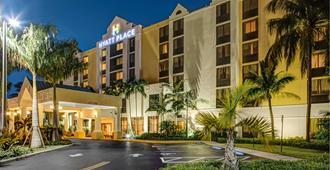 Hyatt Place Ft Lauderdale Cruise Port - Fort Lauderdale - Rakennus