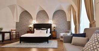 Hotel U Suteru - Praga - Camera da letto