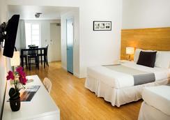Aqua Hotel & Suites - Μαϊάμι Μπιτς - Κρεβατοκάμαρα
