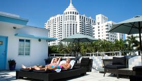 Aqua Hotel & Suites - Miami Beach - Rakennus