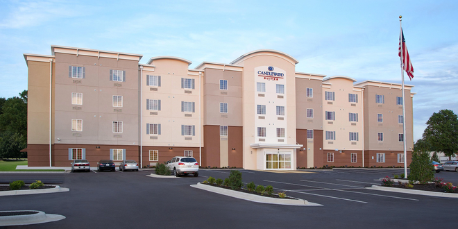 Candlewood Suites North Little Rock - North Little Rock - Building