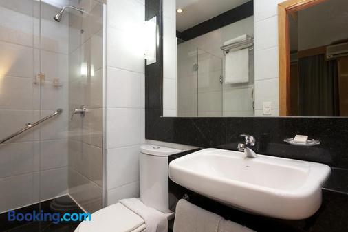 Royal Golden Savassi Hotel - Belo Horizonte - Bathroom
