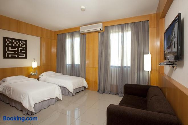 Royal Golden Hotel - Savassi - Belo Horizonte - Bedroom
