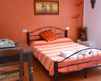 Solerosa - Fondi - Schlafzimmer