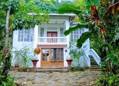 Laycafé Hostel - Minca - Building