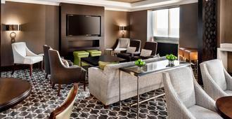 Sheraton Toronto Airport Hotel & Conference Centre - โตรอนโต - เลานจ์