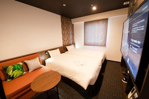 海茵娜酒店東京赤坂 - 東京 - 臥室