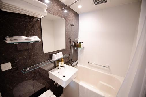 Henn Na Hotel Tokyo Akasaka - Tokyo - Bathroom