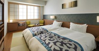 Ours Inn Hankyu - טוקיו - חדר שינה