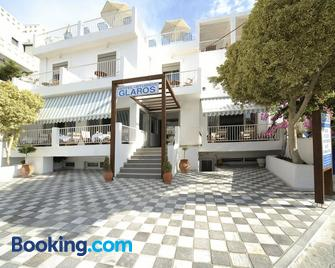 Glaros Hotel Apartment - Agia Galini - Building