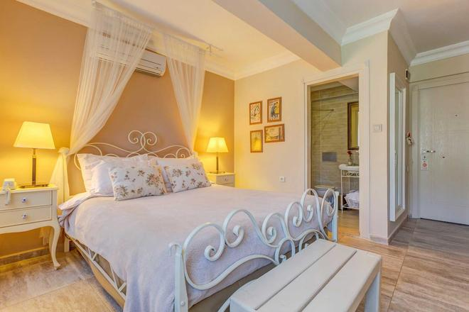 Agva Greenline Guesthouse - Adult Only - Şile - Makuuhuone
