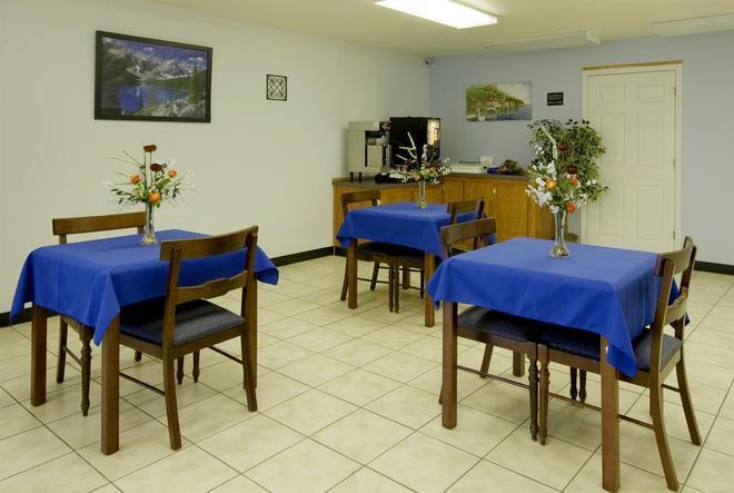 Americas Best Value Inn Muskogee - Muskogee - Ravintola
