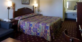 Americas Best Value Inn Muskogee - Muskogee - Bedroom