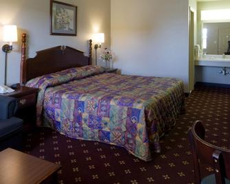 Americas Best Value Inn Muskogee - Muskogee - Schlafzimmer