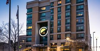 Element Omaha Midtown Crossing - Omaha - Rakennus
