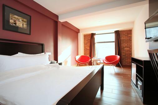 十字路口酒店 - 吉隆坡 - 吉隆坡 - 臥室