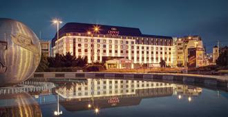 Crowne Plaza Bratislava - Bratislava - Gebäude