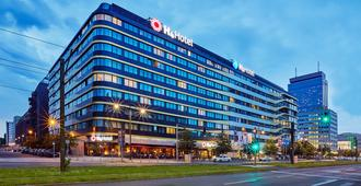 H4 Hotel Berlin Alexanderplatz - Berlin - Building