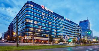 H4 Hotel Berlin Alexanderplatz - ברלין - בניין