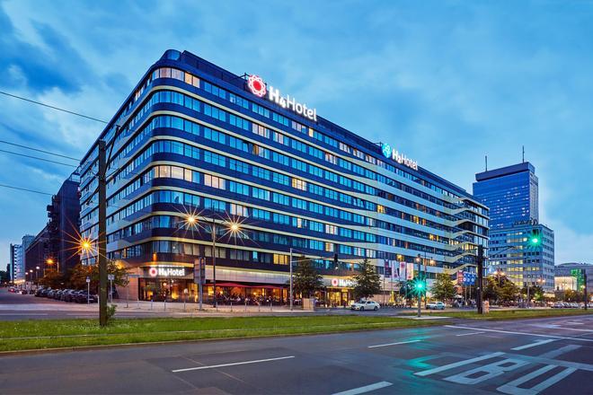 H4 Berlin Alexanderplatz - Βερολίνο - Κτίριο